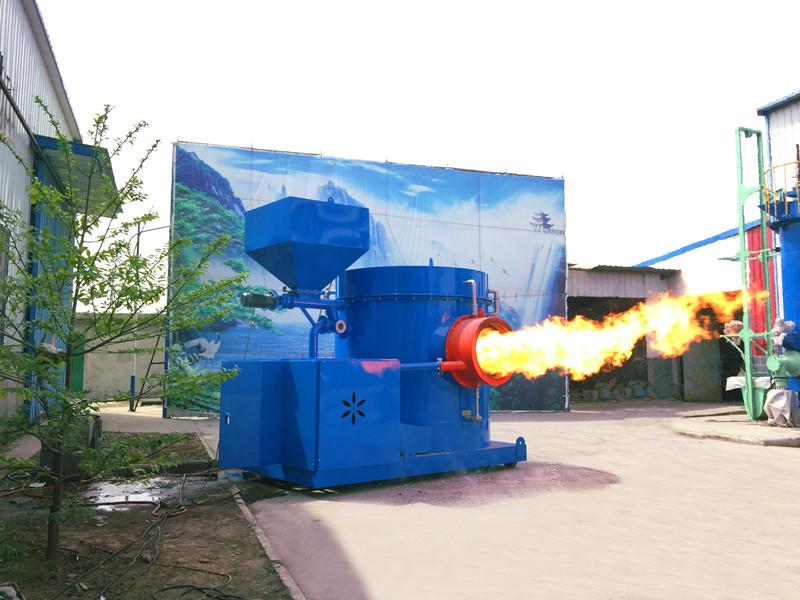 生物质燃烧机环保设备机械河沙蛋托烘干熔铝炉加热