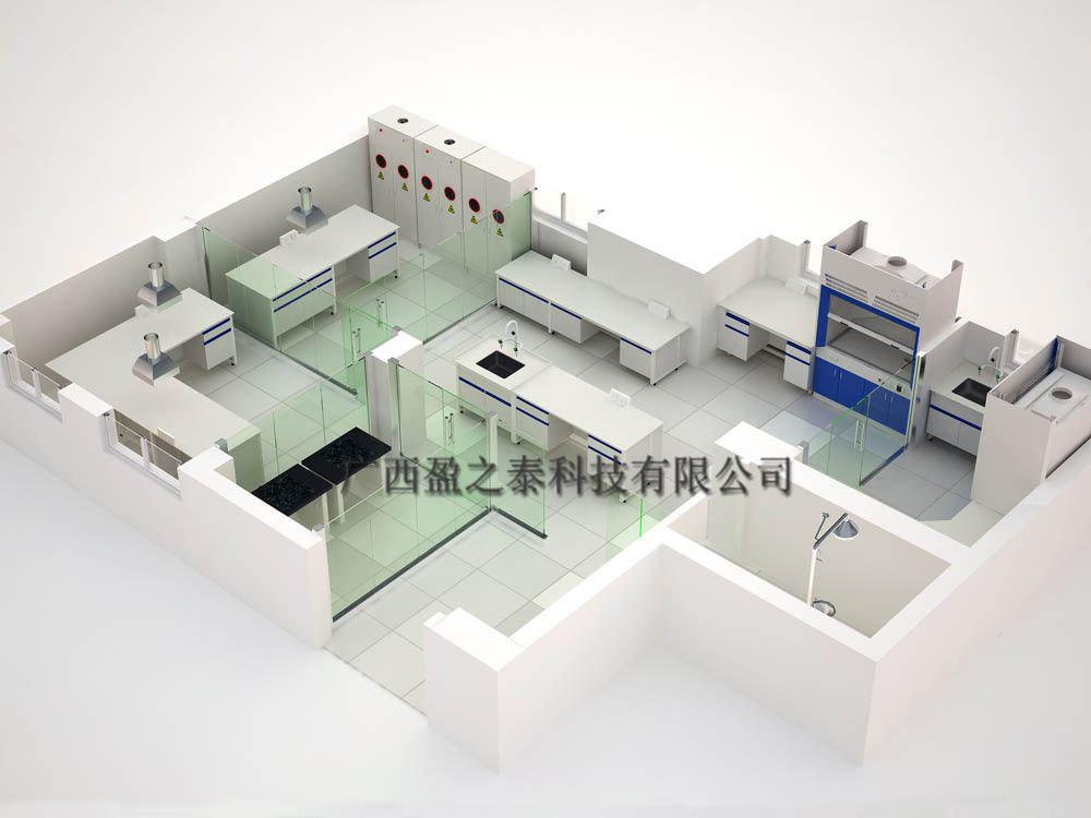 百色實驗室整體規劃設計-優良的實驗室設備,就在廣西盈之泰