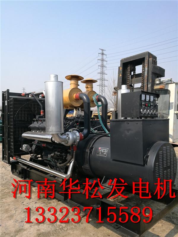 郑州100KW发电机租赁