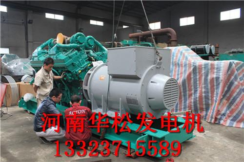 郑州400KW发电机租赁