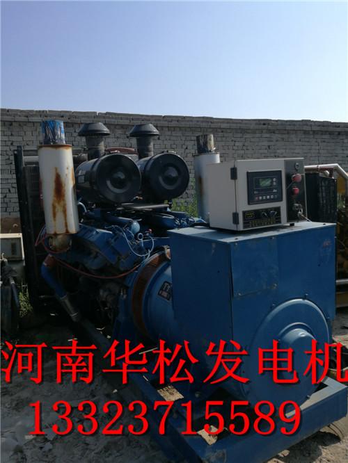 郑州500KW发电机租赁