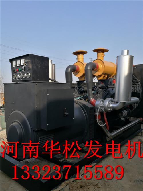郑州600KW发电机租赁