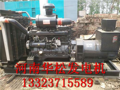 郑州700KW发电机租赁