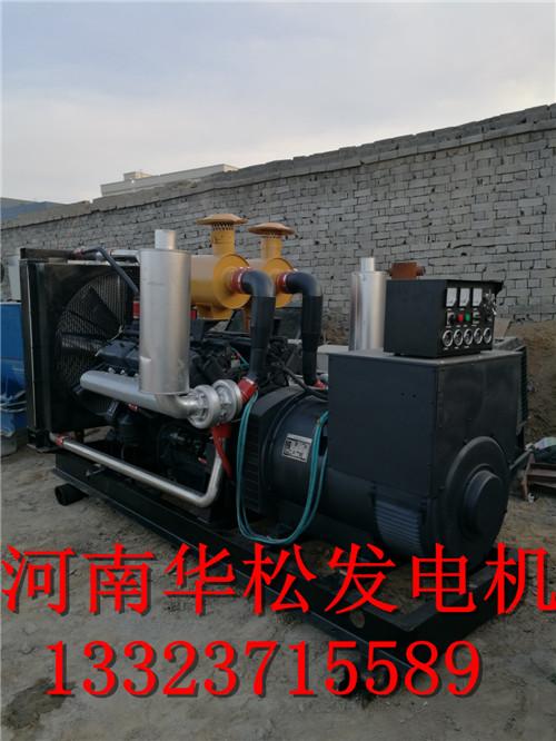 郑州800KW发电机租赁