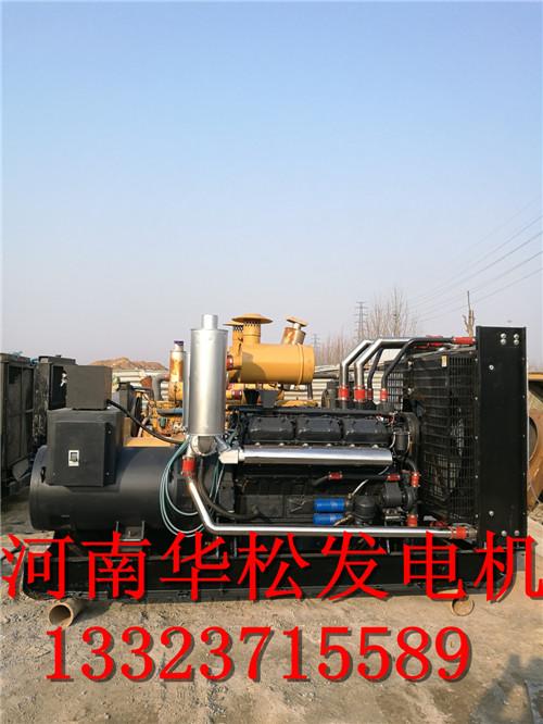 郑州900KW发电机租赁