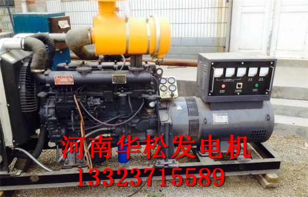 郑州1000KW发电机租赁