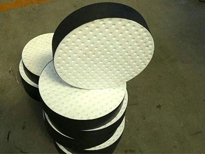 圆形普通板式橡胶支座