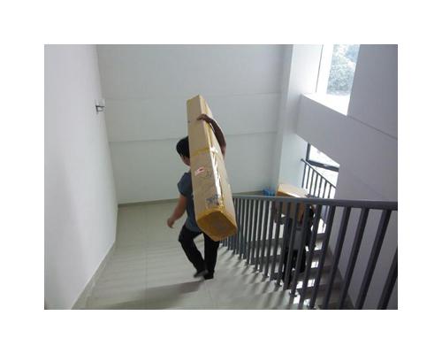 惠州搬家就选吉顺发搬迁正规高效