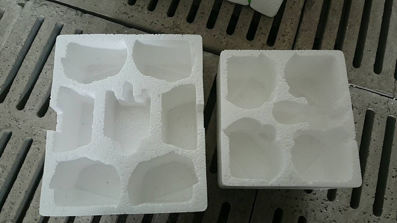 青花瓷泡沫包装箱