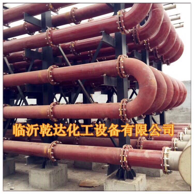 临沂钢衬四氟管道,优质的钢衬四氟管道临沂乾达供应