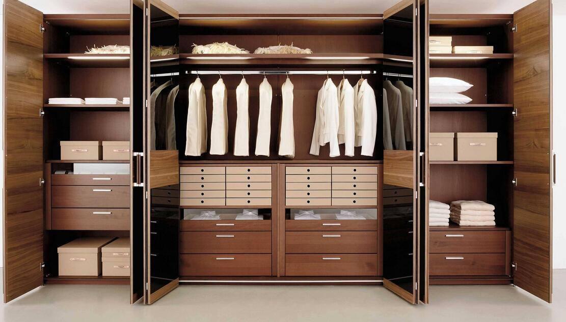 德州整體衣柜定制_歐準全屋定制中心_一對一免費設計服務