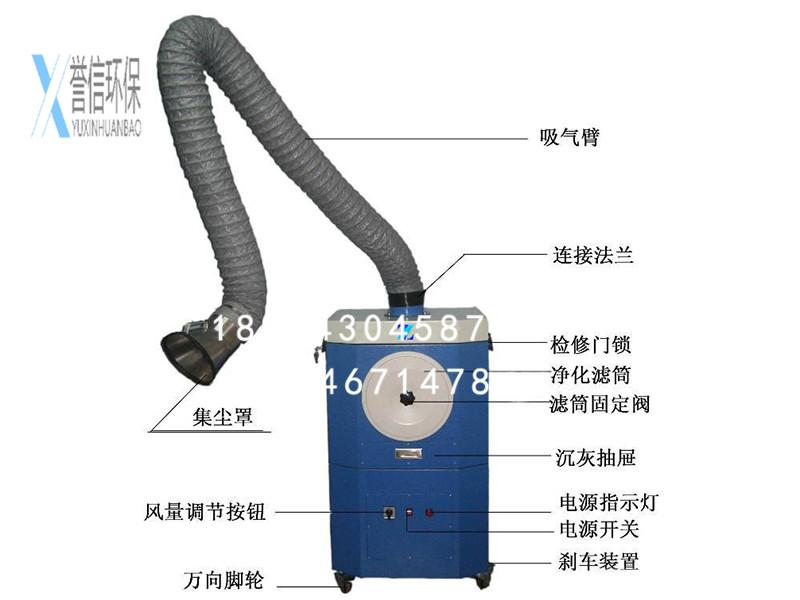 河南焊烟除尘设备供应商 滨州哪里有质量好的焊烟除尘设备