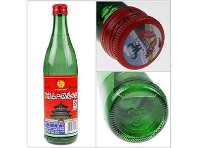 精装新疆牛栏山二锅头哪里有卖,新疆绿瓶