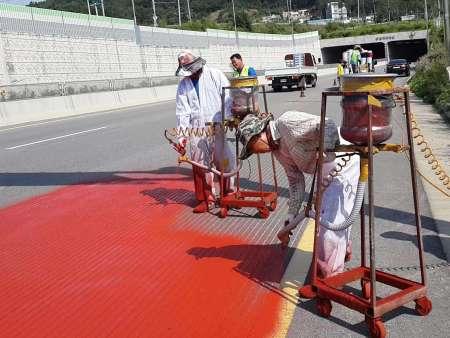彩色喷涂沥青山东聊城 供应商熠道科技值得信赖