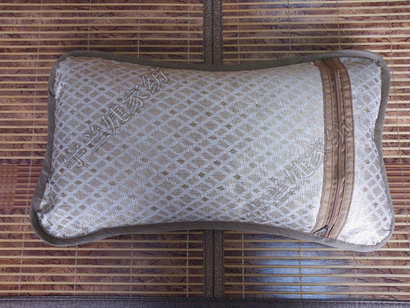 非凡的竹枕_专业的冰藤小号镜面枕供应商——龙新同