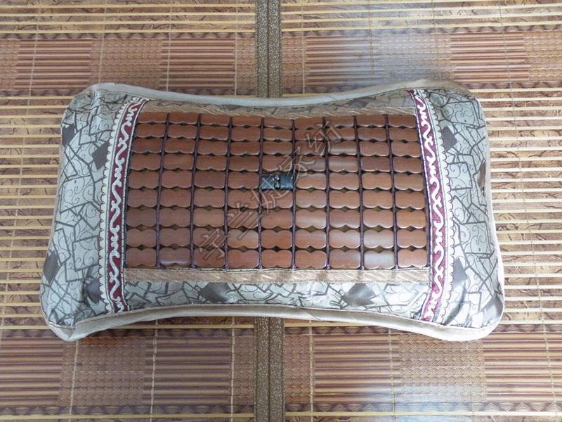 龙新同专业的冰藤小号麻将枕,流行竹枕