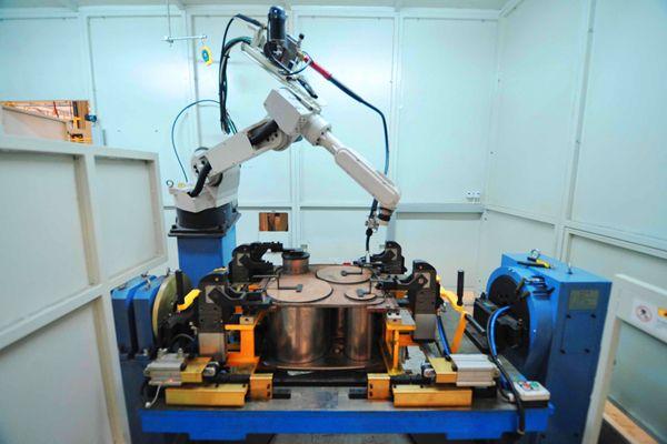 定制焊接机器人