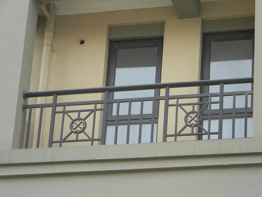 口碑好的阳台护栏就在百兴泉实业,晋城阳台不锈钢护栏