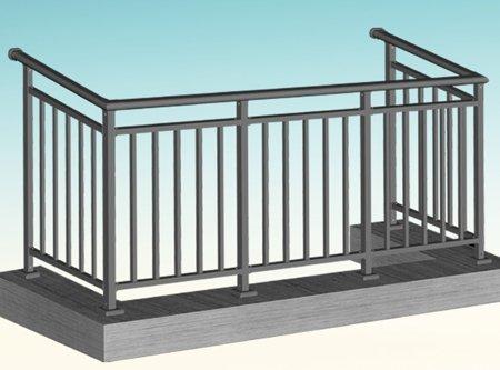 洛阳阳台护栏-有品质的阳台护栏哪里有供应