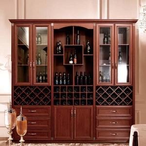 乌鲁木齐酒柜设计,新疆价格合理的酒柜出售图片