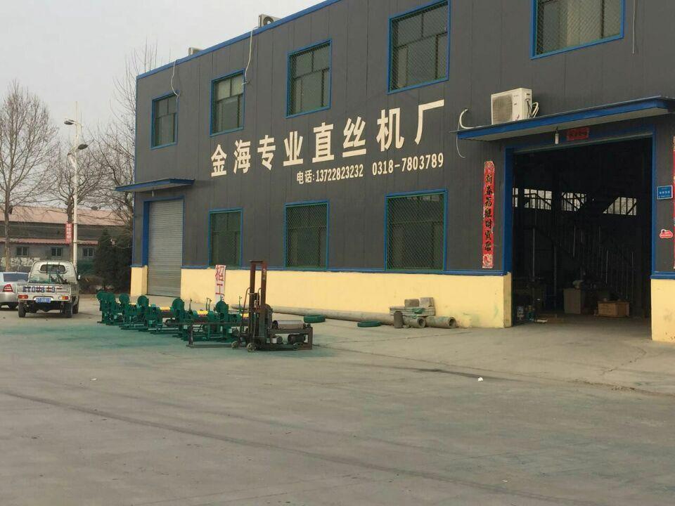 {价格表}河南加工圆丝压扁机-cmp冠军国际-陕西订购