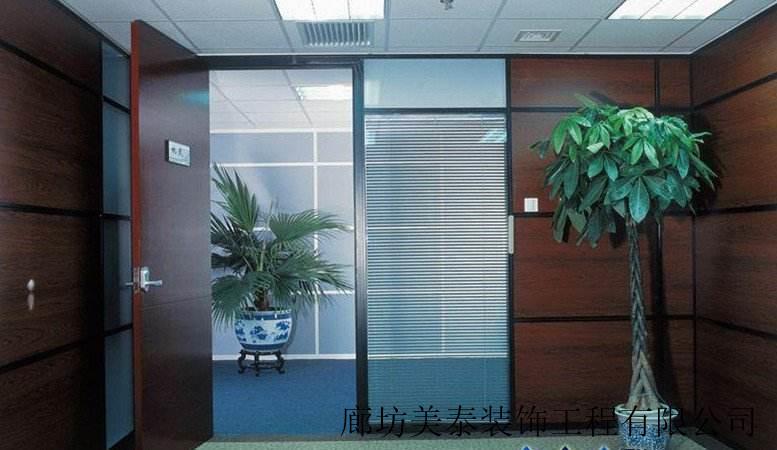 可信赖的玻璃隔断设计安装推荐-如何选择玻璃隔断