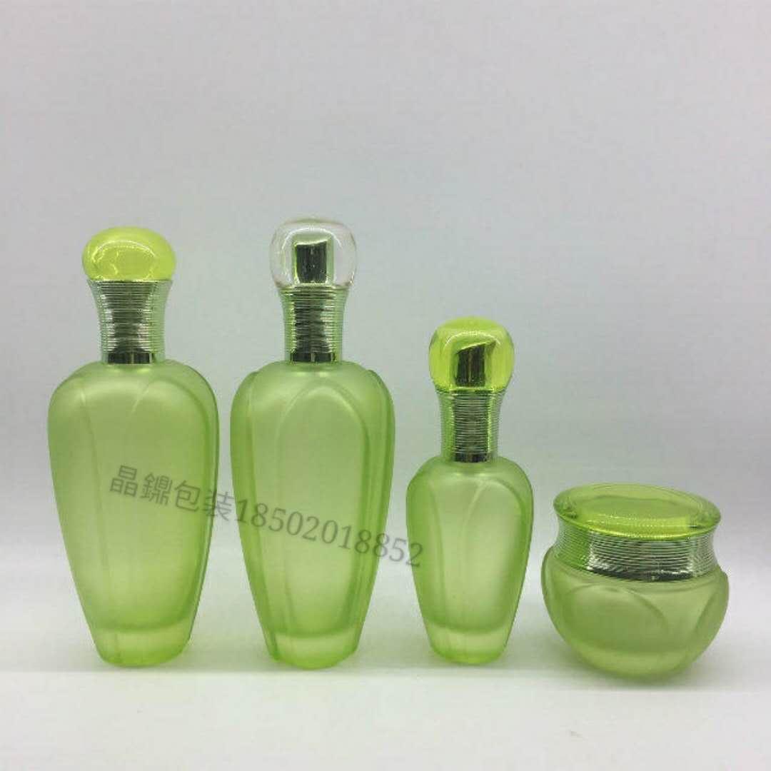 化妆品瓶子容器厂家 高级化妆品瓶 化妆品包装厂家
