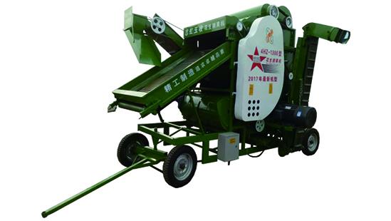 品牌好的6HZ-1300型花生摘果机价格怎么样,干湿两用摘果机