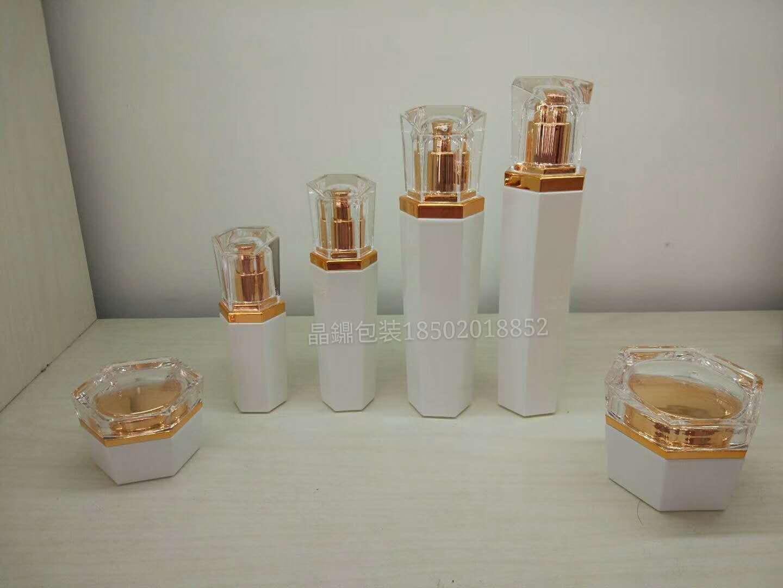 优质的护肤品包装容器 精华液包装瓶 玻璃瓶套装瓶
