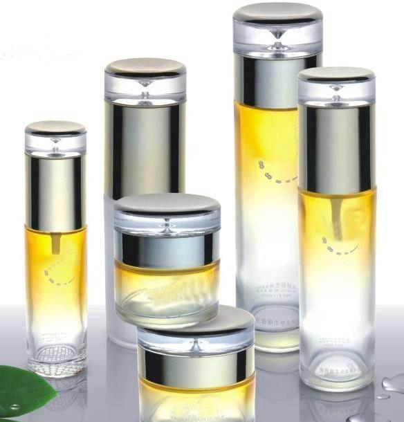 精华液化妆品瓶子 优质的化妆品喷瓶 玻璃瓶玻璃瓶