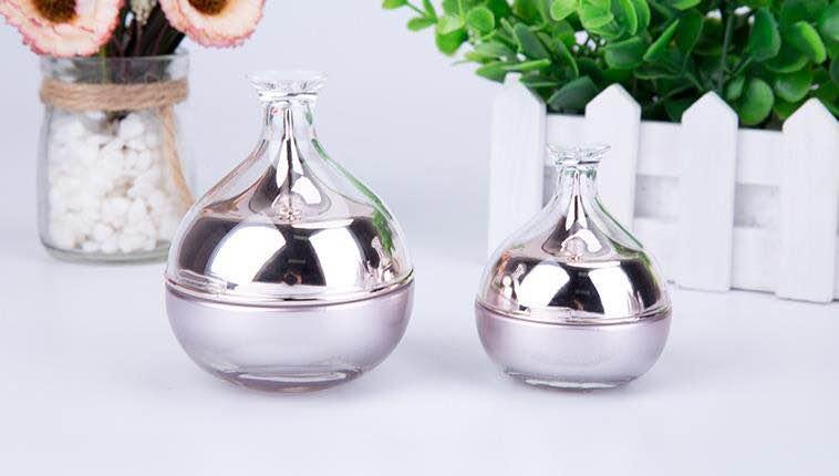 精华液拉管瓶子 优质的护肤品包装容器 玻璃瓶空瓶