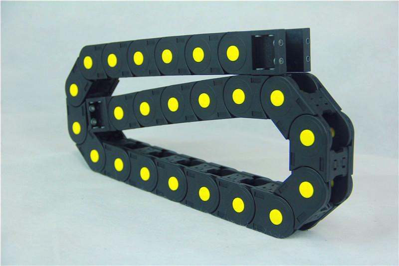 深圳穿线拖链厂 威士龙拖链 塑料拖链 机床拖链 桥式尼龙拖链