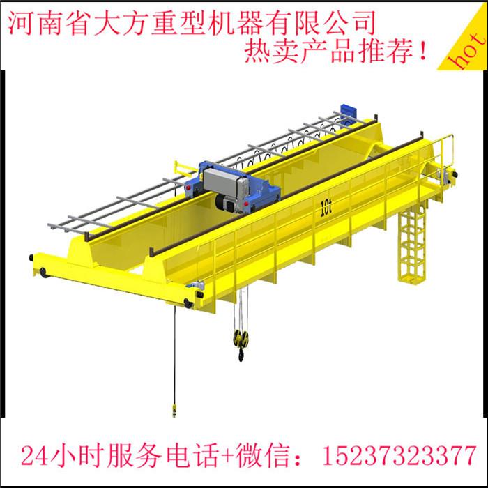 河南大方集团NLH型电动双梁起重机