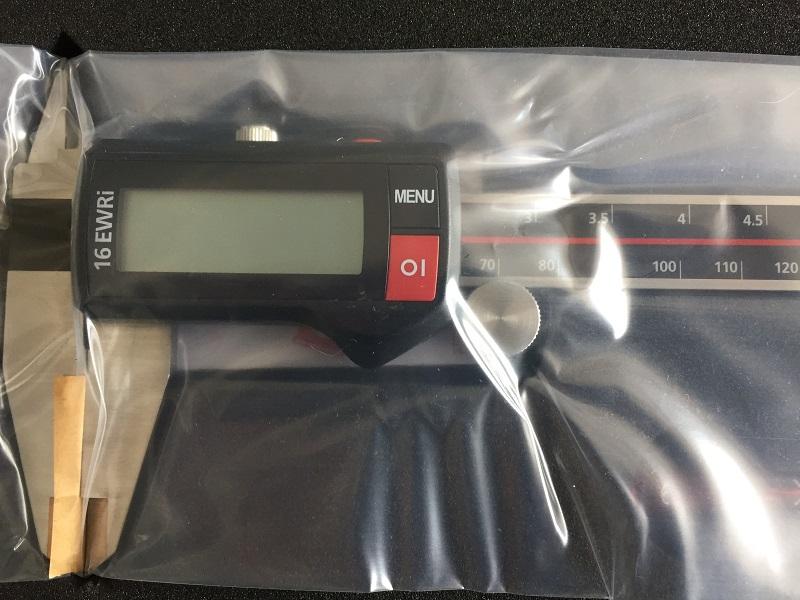 德国马尔16EWRI内置无线传输卡尺放大产品展示图原装进口