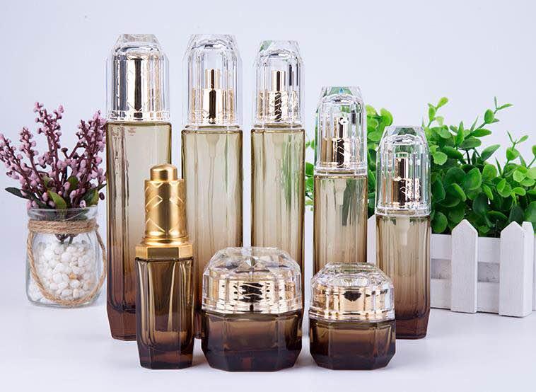 化妆品瓶子批发 化妆品包装瓶 化妆品空瓶子