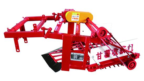 新乡市志虹机械提供品牌好的ZH4U-1A甘薯收获机,郑州自动甘薯收获机