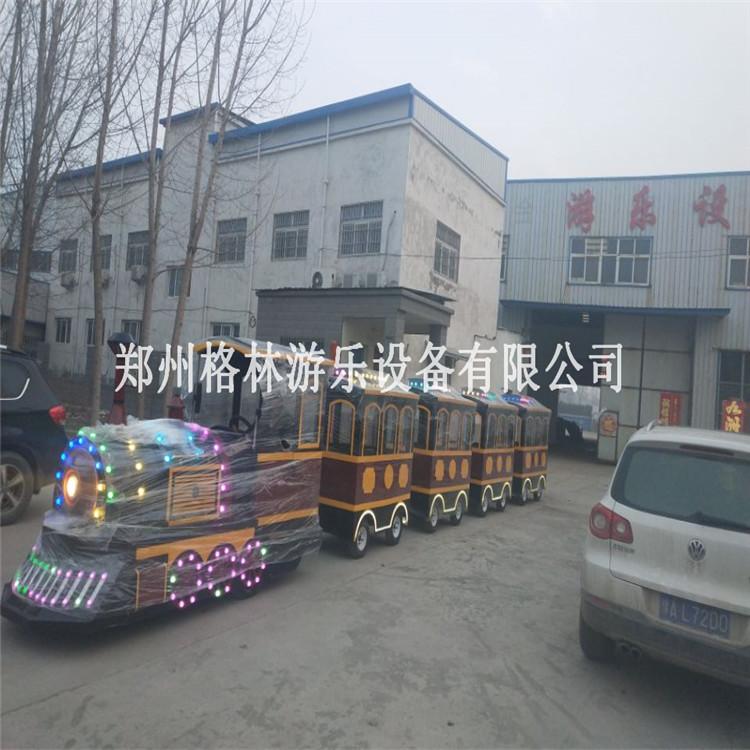 郑州游乐万博Manbetx官网厂家万博manbetx地址新款豪华电动无轨小火车