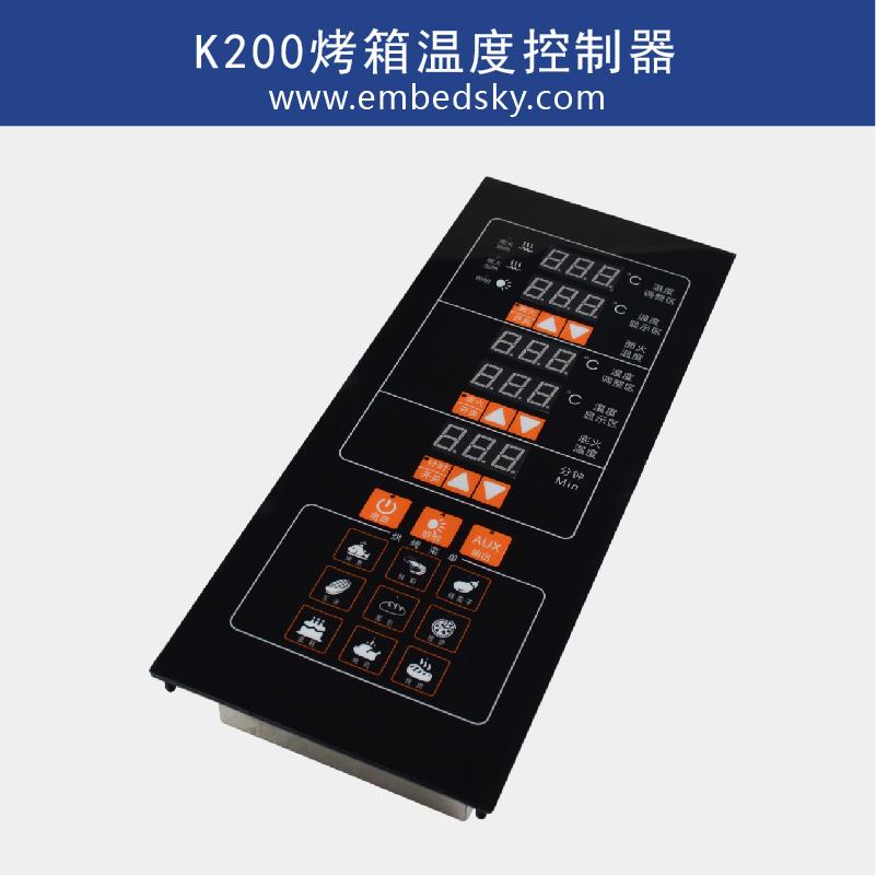 天嵌科技K20微电脑烤箱控制器温度温控仪温控器可提供定制