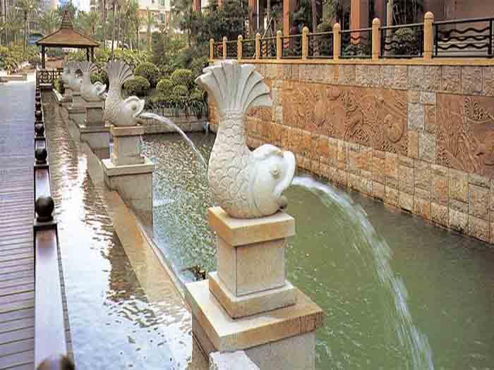 银川园林雕塑制作哪家实力强    宁夏曲阳众邦石材雕刻实力雄厚,重
