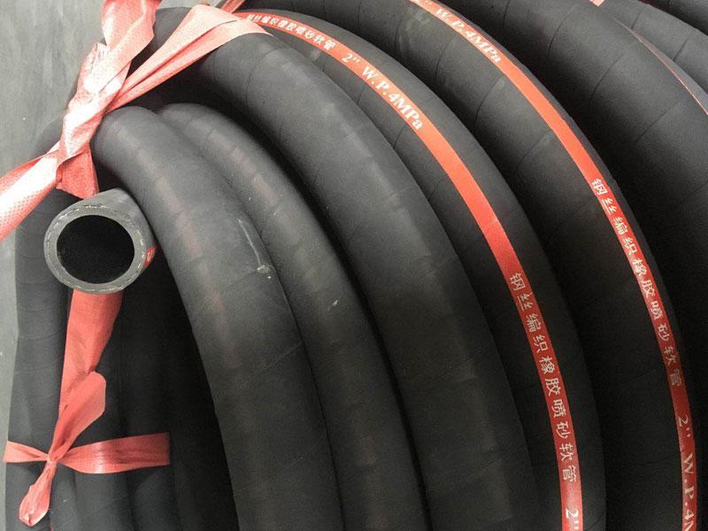 喷砂管供应商 耐磨喷砂管