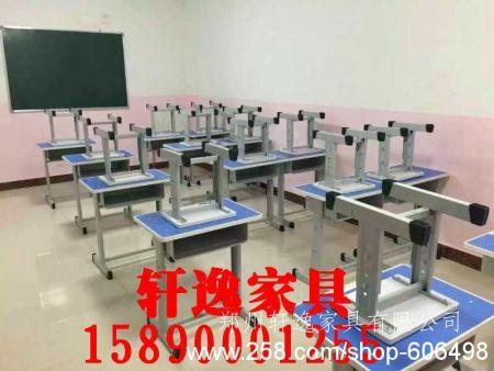 郑州课桌椅销售  轩逸家具实力强