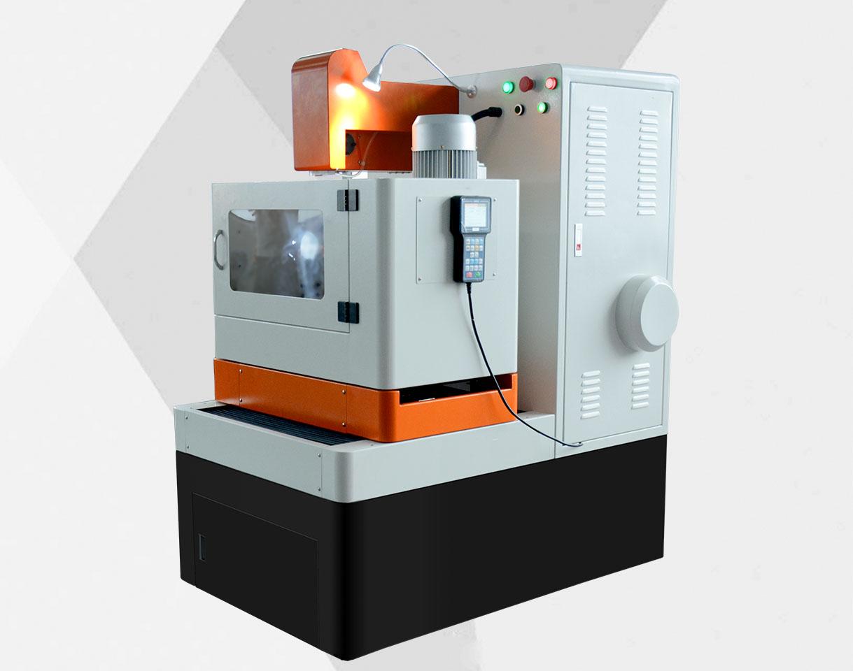 广州高端玉石微切机 厂家直销翡翠数控线切割机