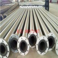 内衬天然橡胶耐磨防腐管道管件生产厂家