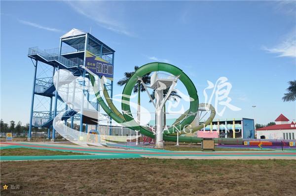 热销水上乐园设备_大型水上乐园设备_水滑梯设备