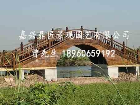 上海防腐木木桥销售厂家