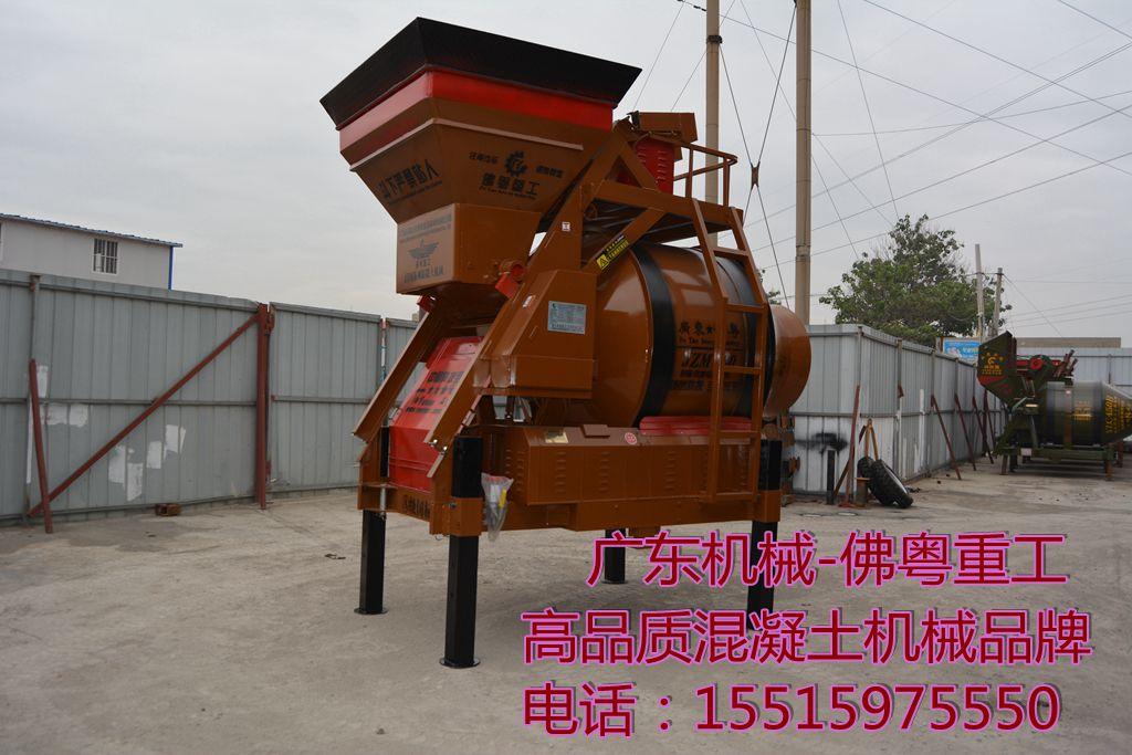 百盟机械——质量好的500/750混凝土搅拌机提供商 价位合理的500/750混凝土搅拌机