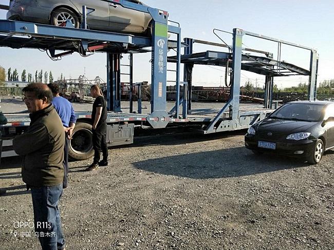我想从乌鲁木齐托运轿车到包头价格|信誉好的乌鲁木齐轿车托运至全国哪里有