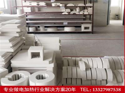 陶瓷纤维模块炉膛