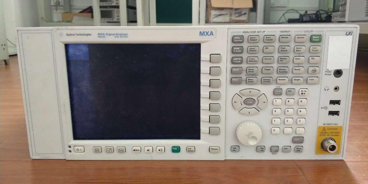 【图】天津哪里卖二手安捷伦信号分析仪N9020A 推荐普尼
