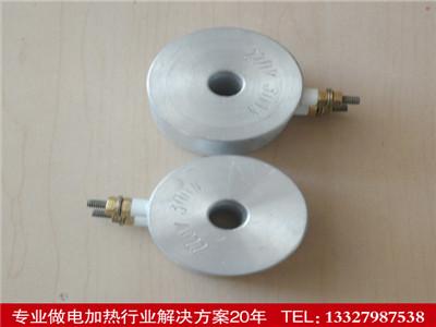 圆柱形铸铝加热器